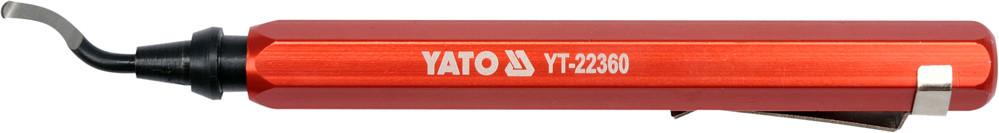 Нож для снятия фаски труб YATO (YT-22360)