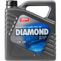 Моторное масло TEBOIL Diamond 5w30 4л SL/CF A3/B4 VW 502/505