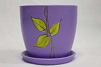 Горшок керамический для цветов