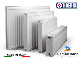 Стальной радиатор TIBERIS ТИП 11 H_300 L=600