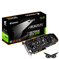 Gigabyte GeForce GTX 1060 Auros 6GB (GV-N1060AORUS-6GD)