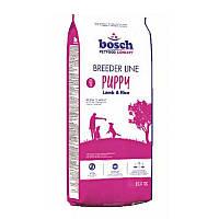 Bosch (Бош) BREEDER LINE PUPPY Lamb & Rice 20кг - корм для щенков всех пород (ягненок/рис)