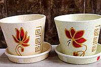 Керамические горшки для Ваших цветов.