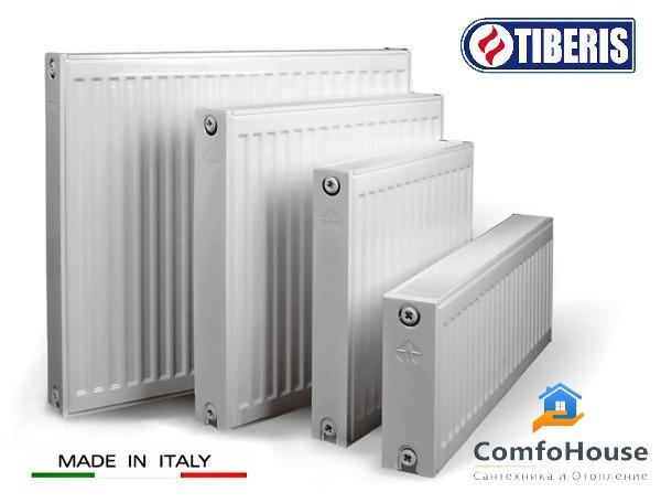 Стальной радиатор TIBERIS ТИП 22 H_300 L=2200