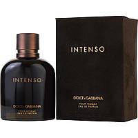 Мужская туалетная вода Dolce&Gabbana Pour Homme Intenso (Дольче Габбана Пур Хом Интенсо)