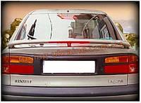 Спойлер со стопом под покраску на Renault Laguna 1 1994-2001