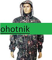 Маскировочный летний костюм Лесник - темный дуб . Размер-56.