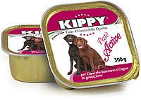 Паштет Kippy Dog Active для активных собак с курицей, 300 г