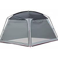 Палатка-шатер High Peak Pavillon Gray, фото 1