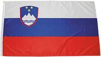 Национальный флаг Словении 90х150см MFH 35103Z