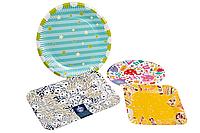 Бумажные тарелки/Стандартный дизайн