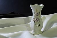 Ваза Классик №3, белое золото лепка