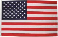 Национальный флаг США 90х150см MFH 35103C