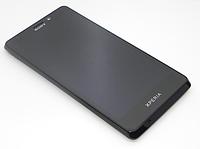 Оригинальный дисплей (модуль)+тачскрин (сенсор) с рамкой для Sony Xperia T LT30 LT30a LT30at LT30h LT30i LT30p