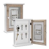 Настенные ключницы и вешалки для ключей