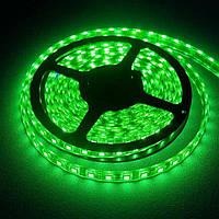 LED лента СТАНДАРТ 120Led/m SMD2835 9,6W/m 12V IP20 Зеленый