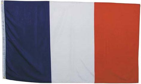 Национальный флаг Франции 90х150см MFH 35103O