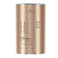 Schwarzkopf BM Premium Lightener 9+ Dust Free Powder Обесцвечивающая бондинг-пудра, 450 гр