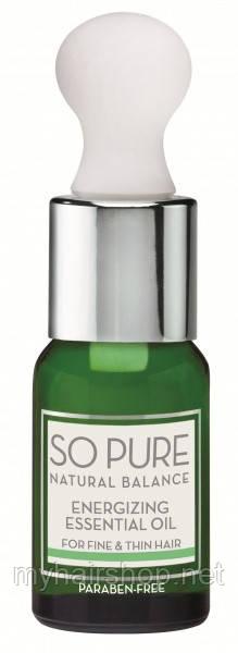 Ефірне масло «Тонізуючий» Keune So pure Energizing Essential oil 10 мл