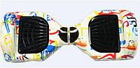Гироскутер GS09 Цветной 6,5'' колеса,100-150кг, скорость 15км/ч, 58,4*18,6*17,8см