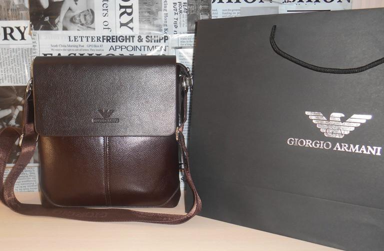 Сумка мужская Armani, кожа, Италия код 332-2, цена 1 390 грн ... 788bd4359a1