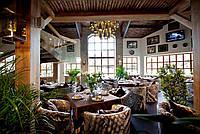Строительство и ремонт ресторанов, кафе, баров. Соблюдение сроков!