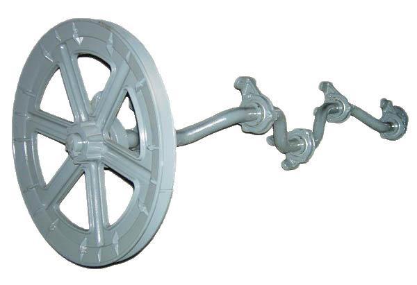Вал коленчатый РСМ-10Б.01.38.380А (Дон-1500)