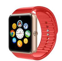 Умные наручные часы Smart Watch GT08 красные, фото 1
