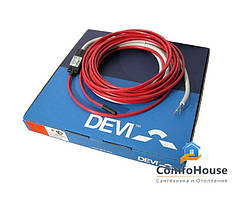 Нагревательный кабель  DEVIflex™ 18T (10 Метров)