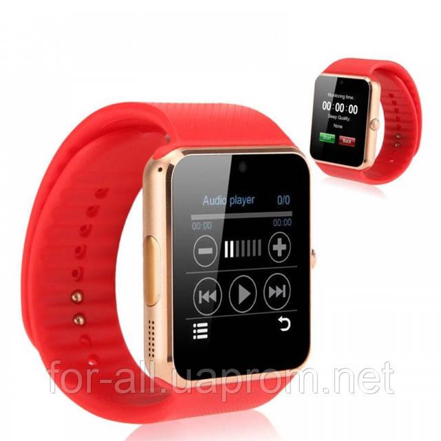 Лучшие умные часы Smart Watch GT08 red