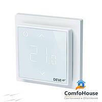 Терморегулятор настенного типа Devireg ™ Smart White