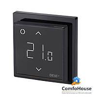 Терморегулятор настенного типа Devireg ™ Smart Black