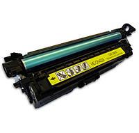 Картридж HP 507A (CE402A), Yellow, LJ Enterprise 500 Color M551 Series, 6k, ColorWay (CW-H402YM)