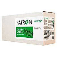 Картридж HP 80A (CF280A), Black, LJ Pro M401/M425, 2.7k, Patron Green, Dual Pack (PN-80ADGL)