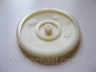 Тарелка пластиковая под мембрану (73 мм) для китайских газовых колонок Selena, Amina, Dion и др.