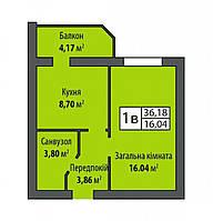 Продам квартиру в Ирпене ЖК Позитив.