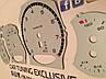 MANSORY speedometer display for Porsche Panamera, фото 3