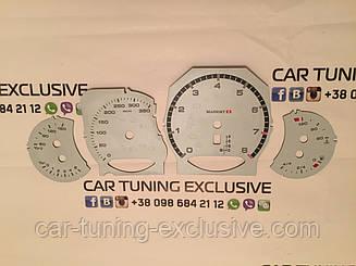 MANSORY speedometer display for Porsche Panamera