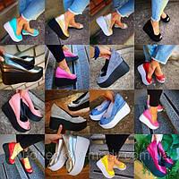 Тренд сезона: обувь на танкетке от 50 оттенков моды!