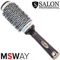Salon Prof. Расческа брашинг 9884 BTC (Ceramics Thermal) средняя продувная игольчатая керамик
