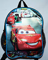Детский школьный рюкзак для маличика 22*29 (тачки)