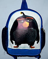 Детский школьный рюкзак для маличика 22*29 (Engry Birds)