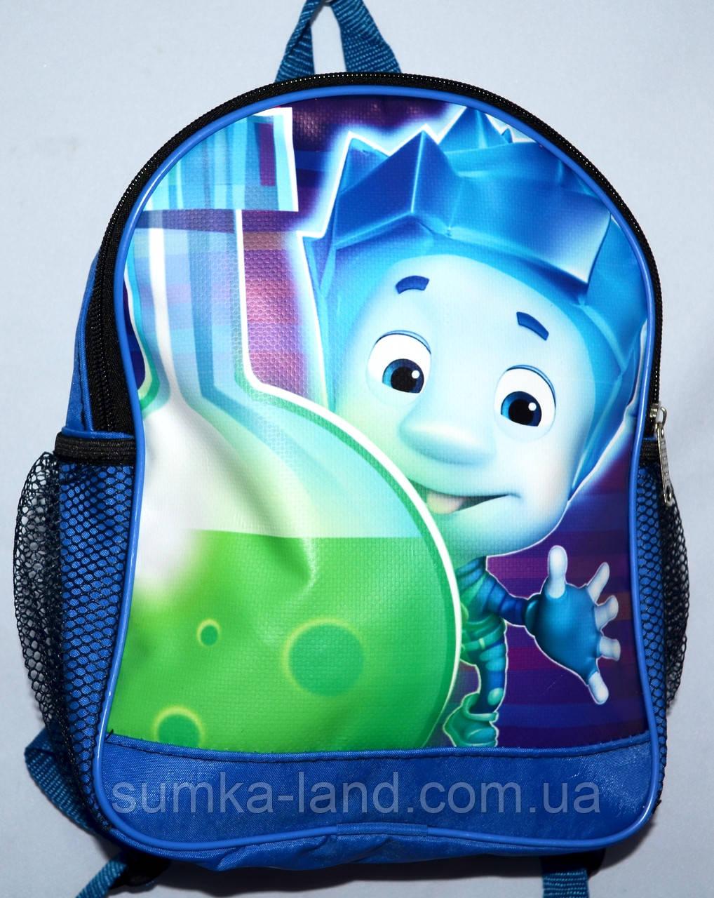 Детский школьный рюкзак для маличика 22*29 (мульт)