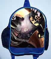 Детский школьный рюкзак для маличика 22*29 (ниндзя)