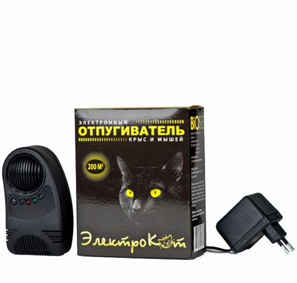 "Отпугиватель грызунов ""Электрокот"" Классик"