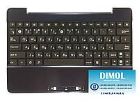 Оригинальная клавиатура для планшета Asus Eee Pad TF201, TF300 series, rus, black, передняя панель