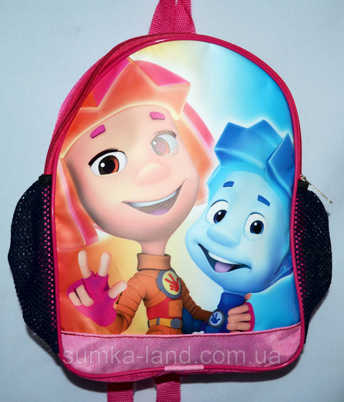 Детский школьный рюкзак для девочек 22*29 (мульт)