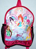 Детский школьный рюкзак для девочек 22*29 (эльфы), фото 1