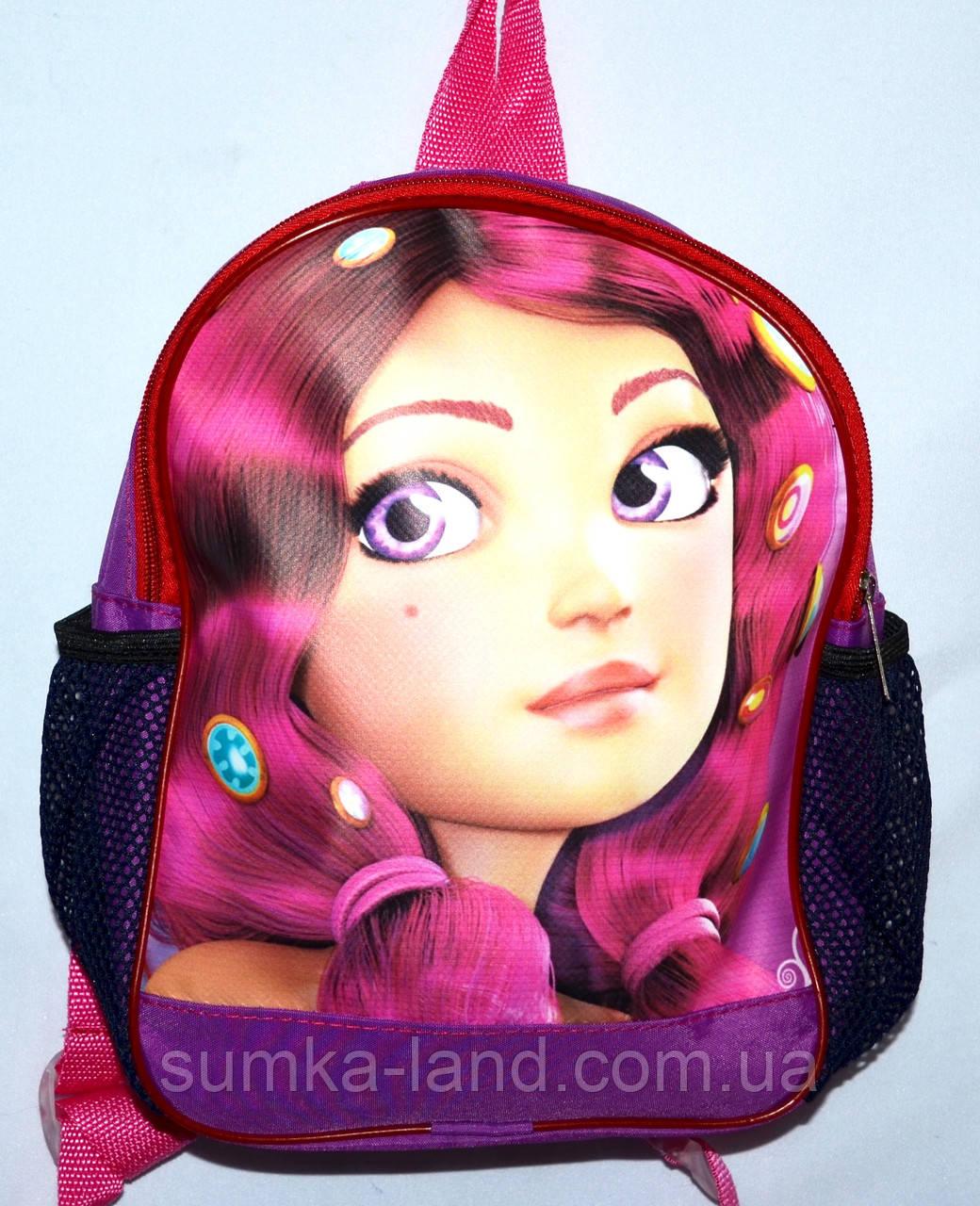 Детский школьный рюкзак для девочек 22*29
