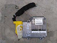 Блок управления аирбаг AirBag Шкода Суперб 2 3Т0 959 655, фото 1